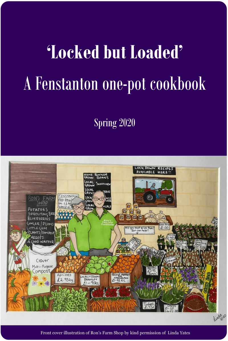 Fenstanton cookbook
