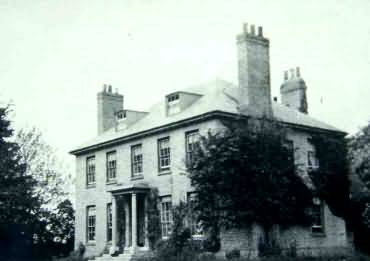 Fenstanton - the old Vicarage