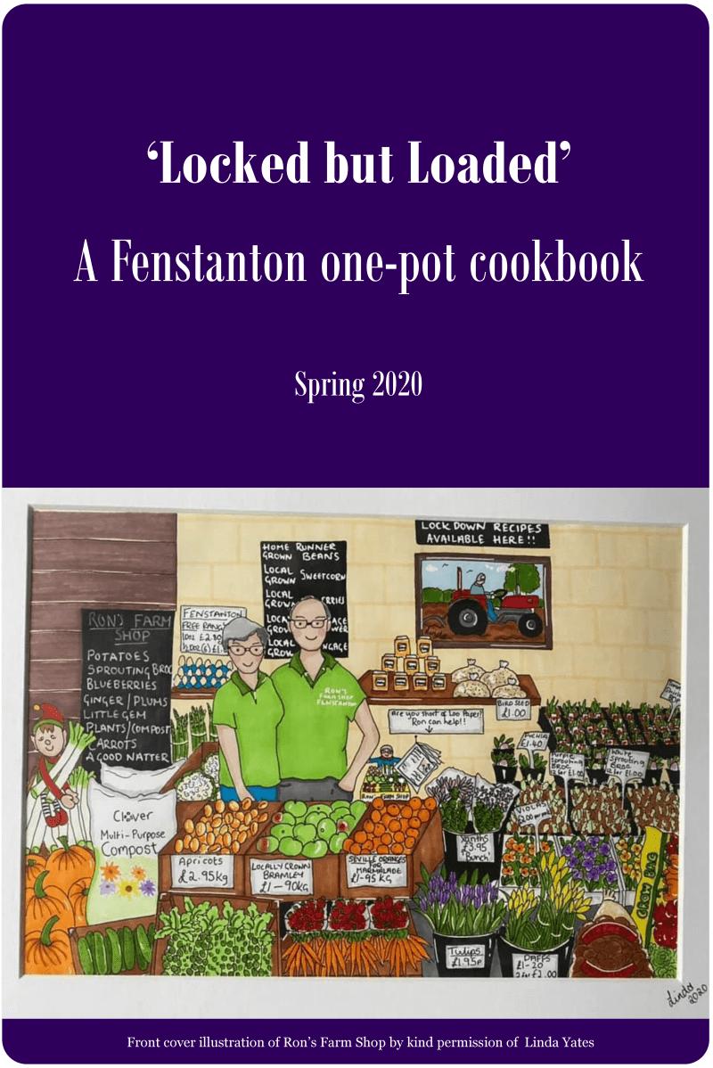 Fenstanton cookbook
